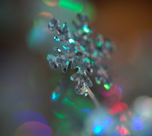snowflake, small DOF example