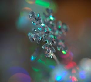 snowflake, small DOF example